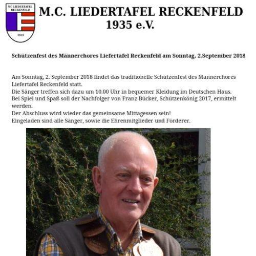 Schützenfest 2018 Facebook