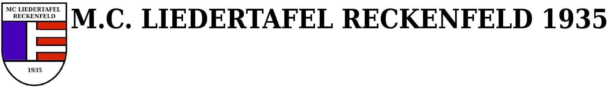 Männerchor Liedertafel Reckenfeld
